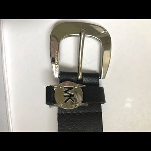 MICHAEL Michael Kors Black Belt